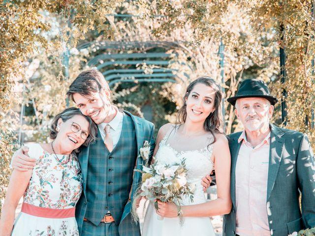 Le mariage de Eric et Fatima à Danne-et-Quatre-Vents, Moselle 64