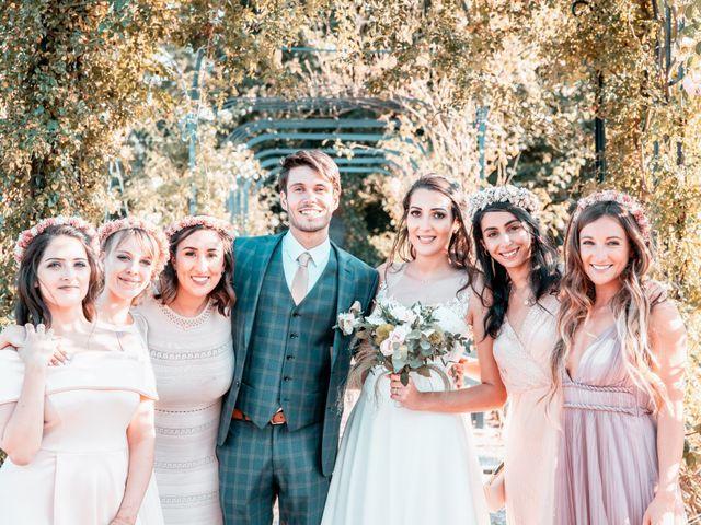 Le mariage de Eric et Fatima à Danne-et-Quatre-Vents, Moselle 65