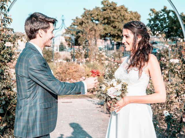 Le mariage de Eric et Fatima à Danne-et-Quatre-Vents, Moselle 80