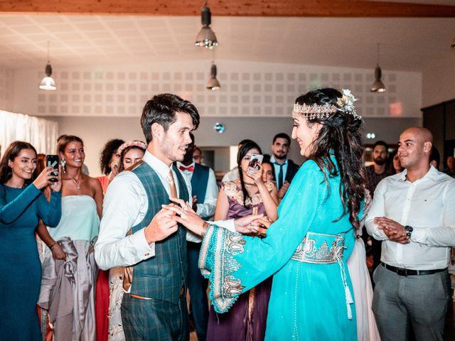 Le mariage de Eric et Fatima à Danne-et-Quatre-Vents, Moselle 93
