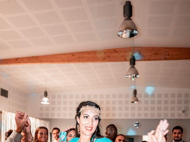 Le mariage de Eric et Fatima à Danne-et-Quatre-Vents, Moselle 94