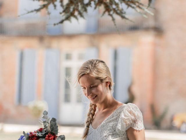 Le mariage de Pierre et Hortense à Labastide-Beauvoir, Haute-Garonne 19