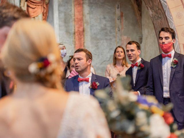 Le mariage de Pierre et Hortense à Labastide-Beauvoir, Haute-Garonne 31