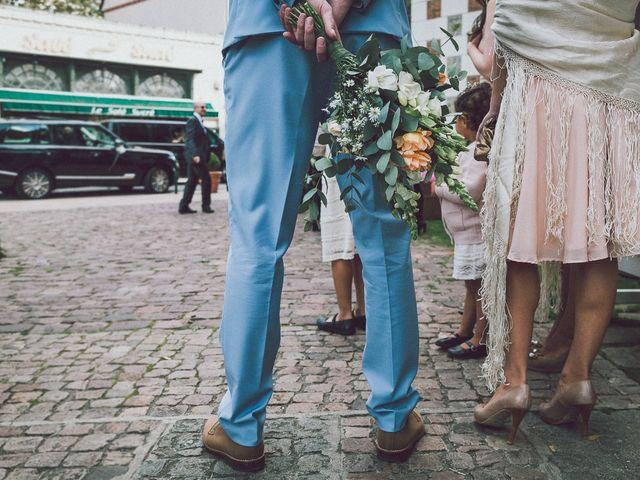 Le mariage de Sandra et Germain