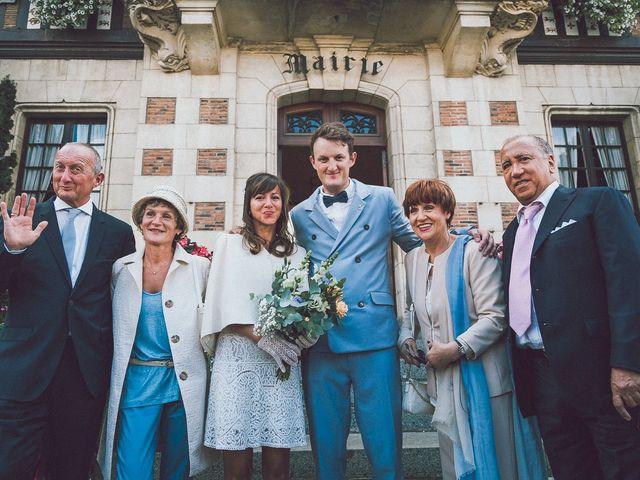 Le mariage de Germain et Sandra à Deauville, Calvados 17