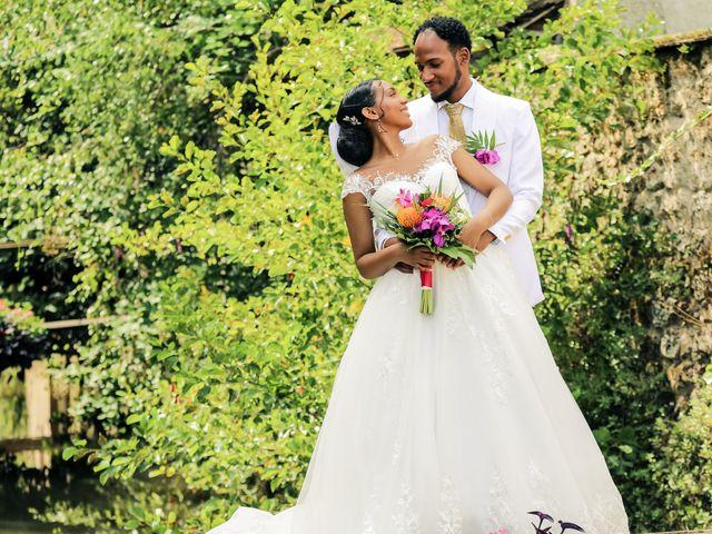 Le mariage de David et Ludmilla à Élancourt, Yvelines 36
