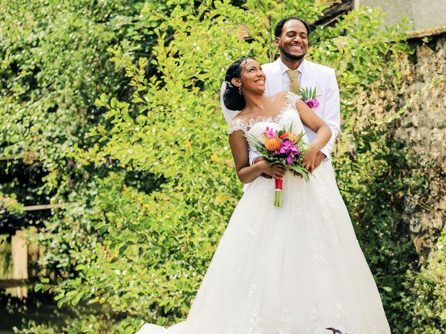 Le mariage de David et Ludmilla à Élancourt, Yvelines 37