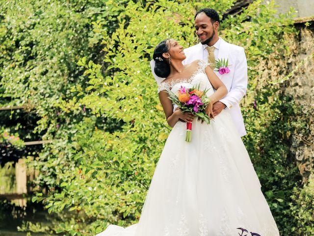 Le mariage de David et Ludmilla à Élancourt, Yvelines 38