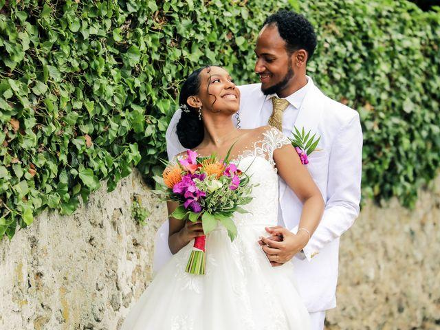Le mariage de David et Ludmilla à Élancourt, Yvelines 40