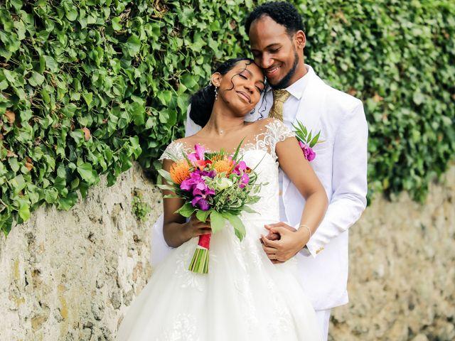 Le mariage de David et Ludmilla à Élancourt, Yvelines 41