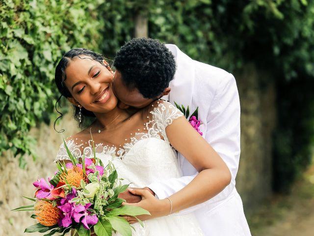 Le mariage de David et Ludmilla à Élancourt, Yvelines 46