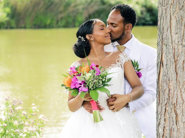 Le mariage de David et Ludmilla à Élancourt, Yvelines 50