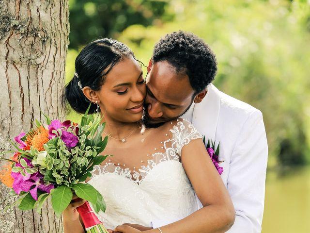 Le mariage de David et Ludmilla à Élancourt, Yvelines 52