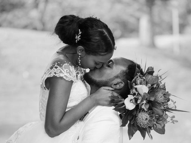 Le mariage de David et Ludmilla à Élancourt, Yvelines 53