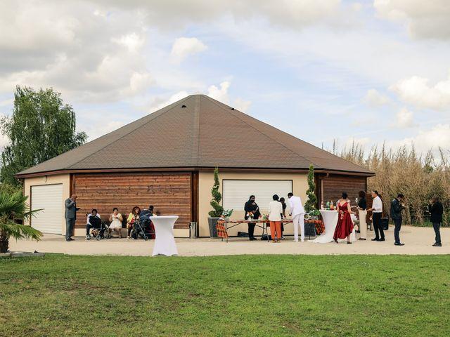 Le mariage de David et Ludmilla à Élancourt, Yvelines 57