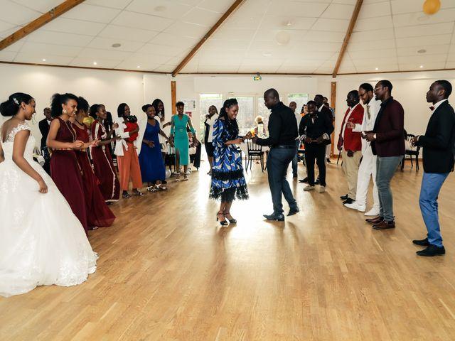 Le mariage de David et Ludmilla à Élancourt, Yvelines 79