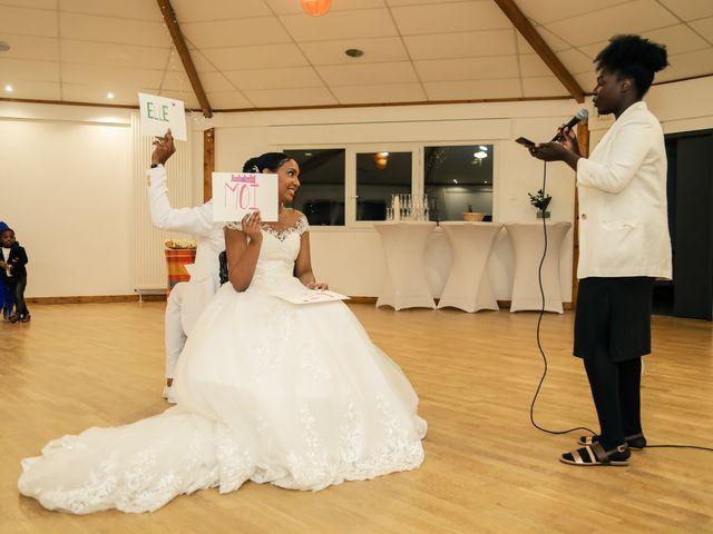 Le mariage de David et Ludmilla à Élancourt, Yvelines 91