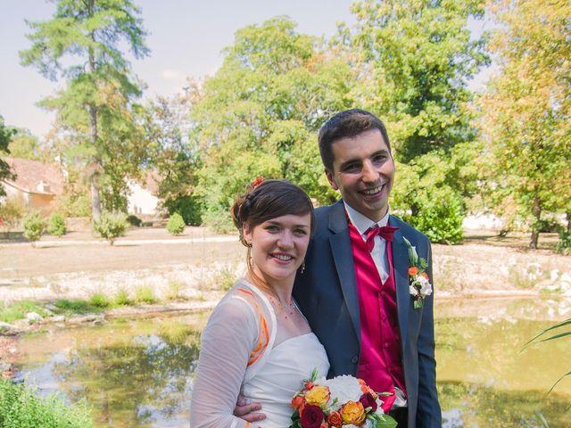 Le mariage de Pierre-Henri et Lisa à Angoulême, Charente 3