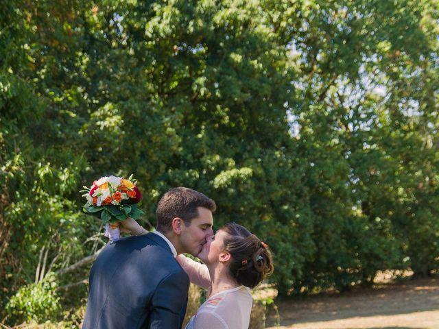 Le mariage de Pierre-Henri et Lisa à Angoulême, Charente 4