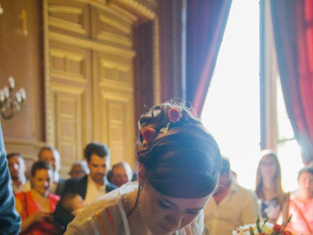 Le mariage de Pierre-Henri et Lisa à Angoulême, Charente 10