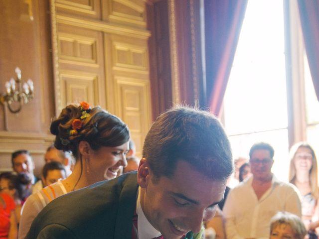 Le mariage de Pierre-Henri et Lisa à Angoulême, Charente 11