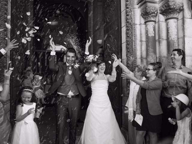 Le mariage de Pierre-Henri et Lisa à Angoulême, Charente 18