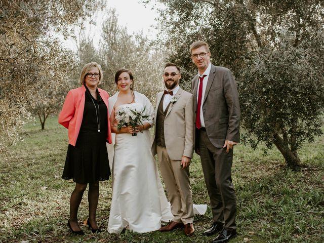 Le mariage de Thomas et Marine à Pierrefeu-du-Var, Var 8