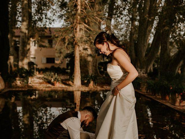 Le mariage de Thomas et Marine à Pierrefeu-du-Var, Var 15