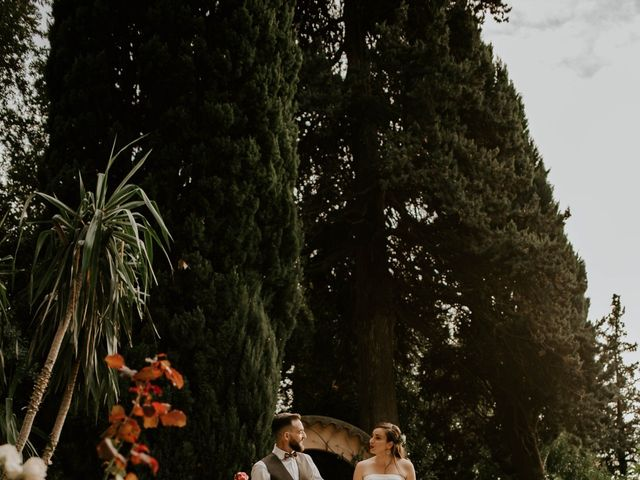 Le mariage de Thomas et Marine à Pierrefeu-du-Var, Var 16