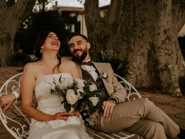 Le mariage de Thomas et Marine à Pierrefeu-du-Var, Var 20