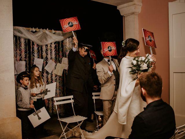 Le mariage de Thomas et Marine à Pierrefeu-du-Var, Var 29