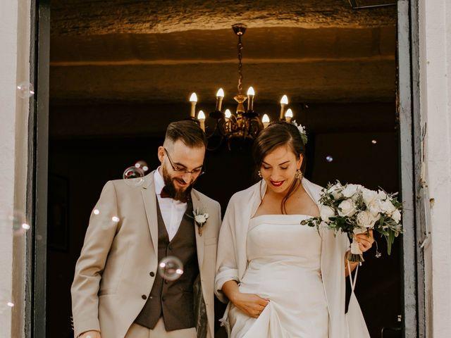 Le mariage de Thomas et Marine à Pierrefeu-du-Var, Var 43