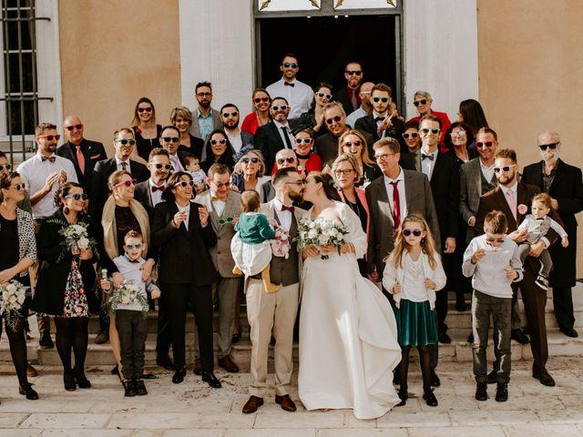 Le mariage de Thomas et Marine à Pierrefeu-du-Var, Var 44
