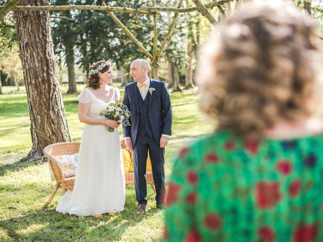 Le mariage de Alan et Rachel à Courgenay, Yonne 4