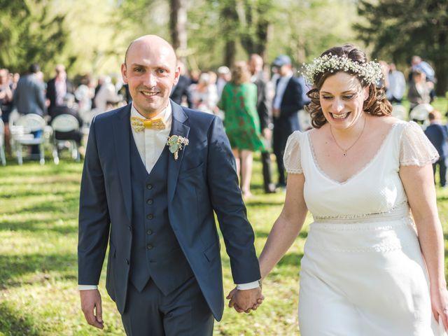 Le mariage de Alan et Rachel à Courgenay, Yonne 7