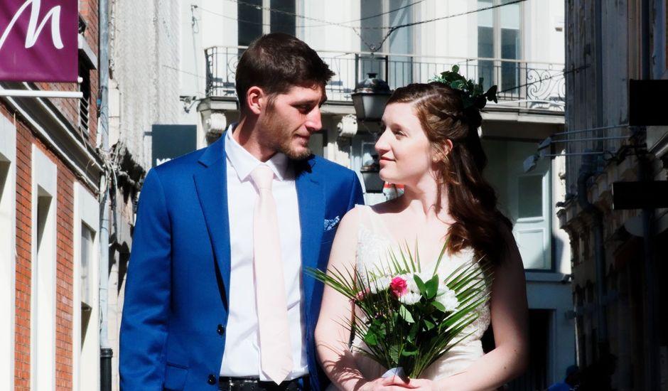 Le mariage de Alex  et Coraline  à Avelin, Nord
