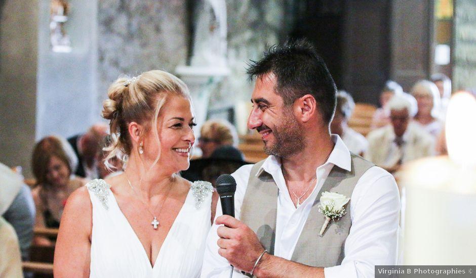Le mariage de Stéphane et Cécile à Grasse, Alpes-Maritimes