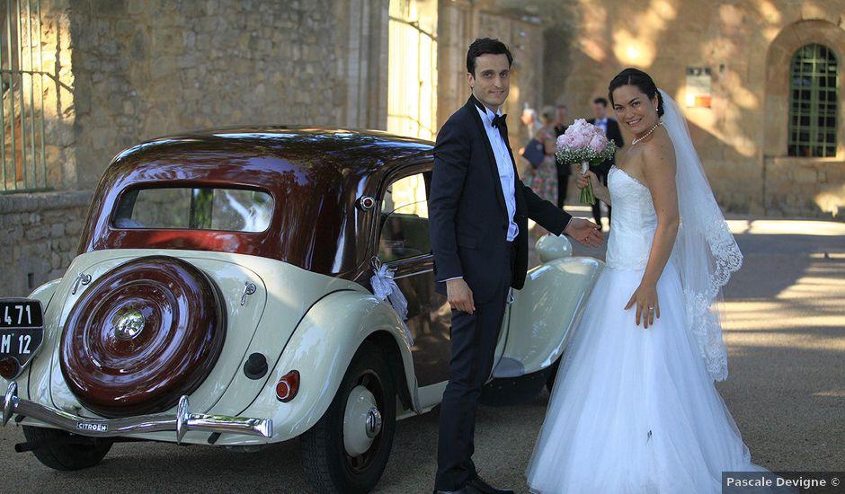Le mariage de Romain et Candice à Lansargues, Hérault
