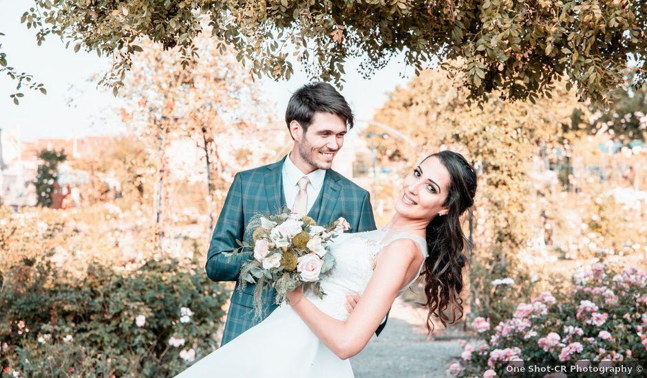 Le mariage de Eric et Fatima à Danne-et-Quatre-Vents, Moselle