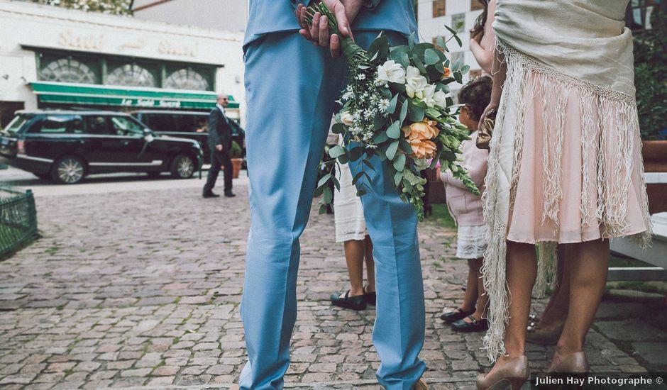 Le mariage de Germain et Sandra à Deauville, Calvados