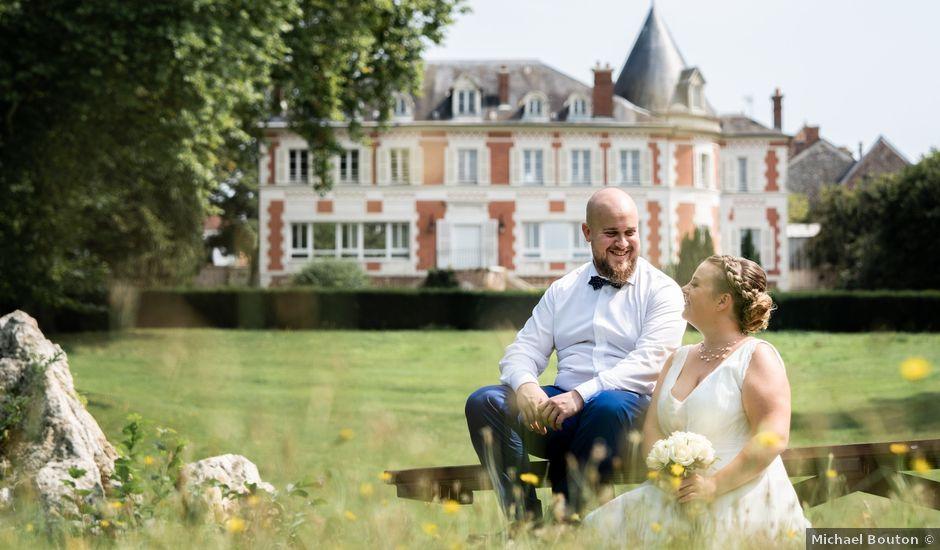 Le mariage de Ludovic et Amélie à Cesson, Seine-et-Marne