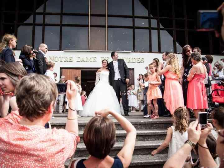 Le mariage de Emilie et Gilles