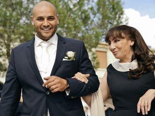 Le mariage de Stéphanie et Mabrouk 2