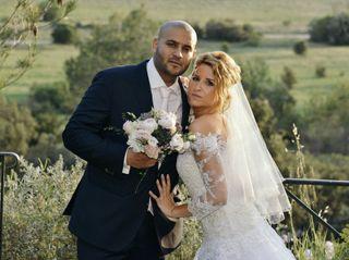 Le mariage de Stéphanie et Mabrouk