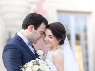 Le mariage de Clothilde et Jordan