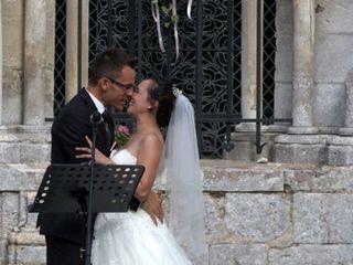 Le mariage de Béatrice et Arnaud