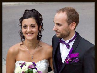 Le mariage de Gilles et Jessica 1