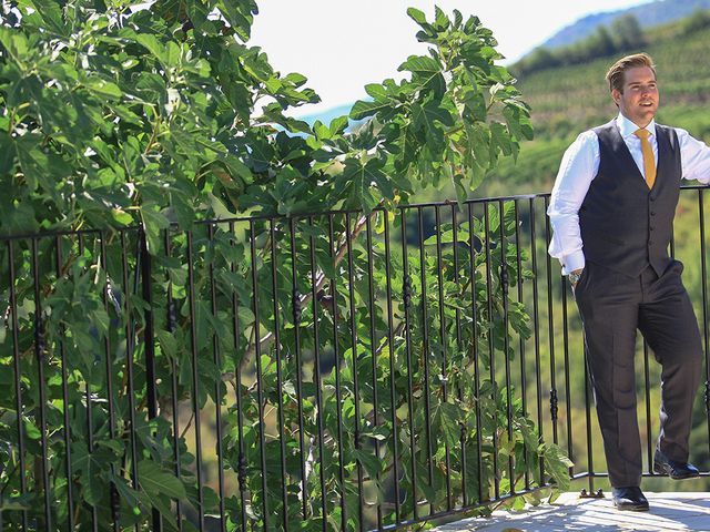 Le mariage de Tom et Mylène à Lamastre, Ardèche 9