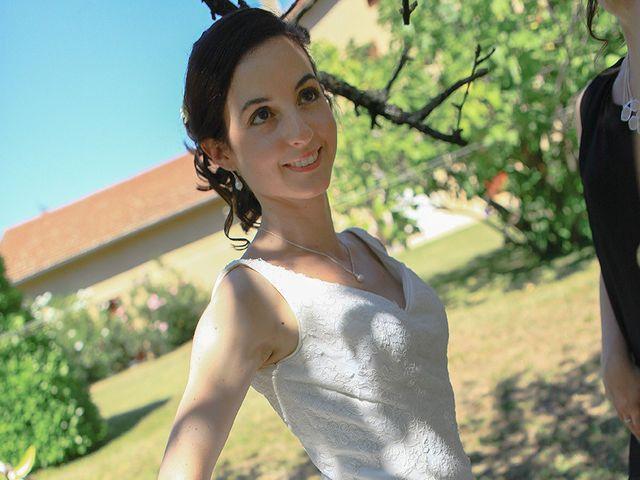 Le mariage de Tom et Mylène à Lamastre, Ardèche 17