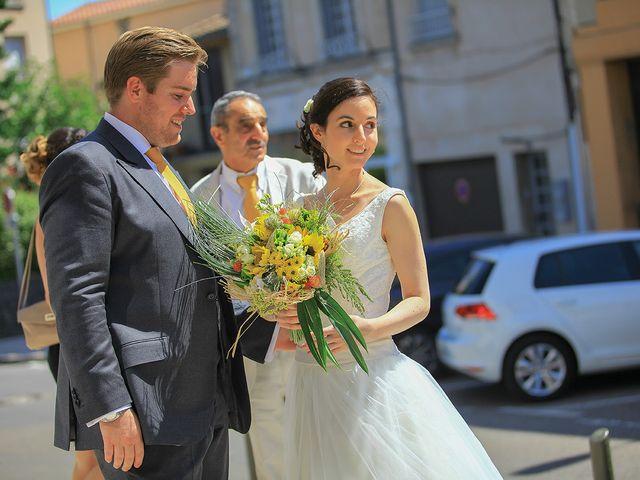 Le mariage de Tom et Mylène à Lamastre, Ardèche 23